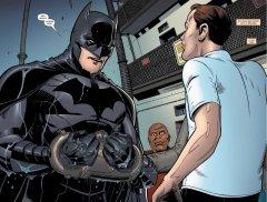Комикс Бэтмен. Клетки. источник Batman