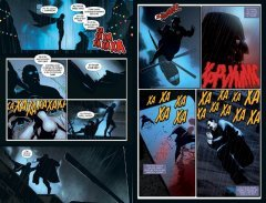 Комикс Лига Справедливости. Тайное общество: Дикая карта. издатель Азбука-Аттикус
