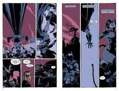 Комикс Бэтмен. Темная Победа. источник Batman
