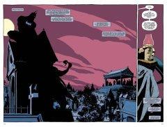 Комикс Бэтмен. Темная Победа. жанр Боевик, Боевые искусства, Детектив, Приключения, Супергерои и Фантастика
