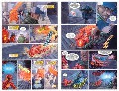 Комикс Флэш. Реверс, или Обратный ход. Книга 4. источник Flash