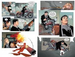 Комикс Бэтмен. Человек из ниоткуда. издатель Азбука-Аттикус