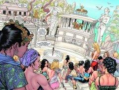 Комикс Чудо-Женщина. Земля-1. Книга 1. жанр Боевик, Боевые искусства, Приключения, Супергерои и Фантастика