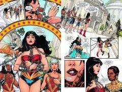 Комикс Чудо-Женщина. Земля-1. Книга 1. издатель Азбука-Аттикус