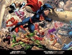Комикс Лига Справедливости. Война Троицы. источник Justice League