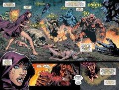 Комикс Лига Справедливости. Война Троицы. издатель Азбука-Аттикус