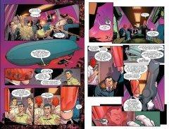 Комикс Бэтмен. Нулевой год. Тайный город. Книга 4. жанр Боевик, Боевые искусства, Детектив, Приключения, Супергерои и Фэнтези