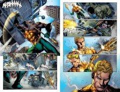 Комикс Аквамен. Впадина. Книга 1. источник Aquaman