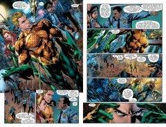 Комикс Аквамен. Впадина. Книга 1. жанр Боевик, Боевые искусства, Приключения, Супергерои и Фантастика