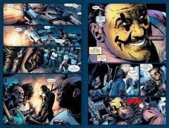 Комикс Хранители. Начало: Комедиант. Роршах. Красный Корсар. источник Watchmen