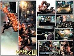 Комикс Хранители. Начало: Комедиант. Роршах. Красный Корсар. жанр Драма, Супергерои, Триллер и Фантастика