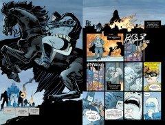 Комикс Бэтмен. Возвращение Темного Рыцаря. жанр Боевик, Боевые искусства, Детектив, Приключения, Супергерои и Фантастика