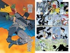Комикс Бэтмен. Возвращение Темного Рыцаря. издатель Азбука-Аттикус