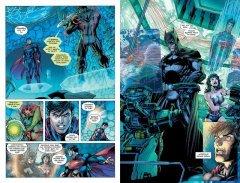 Комикс Супермен непобежденный. жанр Боевик, Приключения, Супергерои и Фантастика