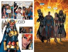 Комикс Супермен / Бэтмен. Книга 2. Супердевушка. источник Superman vs Batman