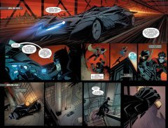 Комикс Бэтмен. Город Сов. Книга 2. источник Batman