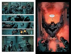 Комикс Бэтмен. Город Сов. Книга 2. издатель Азбука-Аттикус