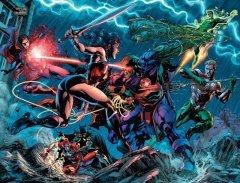 Комикс Лига Справедливости. Путь злодея. Книга 2. издатель Азбука-Аттикус