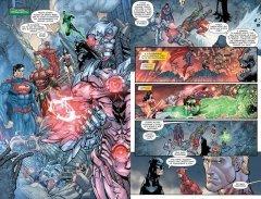 Комикс Лига Справедливости. Путь злодея. Книга 2. источник Justice League