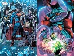 Комикс Супермен – Action Comics. Книга 1. Супермен и Люди из Стали. источник Superman
