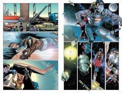 Комикс Супермен – Action Comics. Книга 1. Супермен и Люди из Стали. издатель Азбука-Аттикус