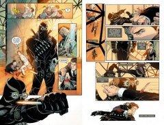Комикс Бэтмен. Суд Сов. Книга 1. источник Batman