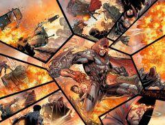 Комикс Супермен: Земля-1. Книга 3. издатель Азбука-Аттикус