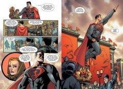 Комикс Супермен. Красный сын. источник Superman
