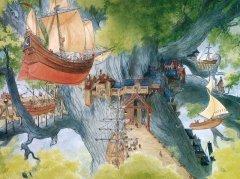 Комикс Звездная пыль. Романтическая история, случившаяся в Волшебной стране. издатель Азбука-Аттикус