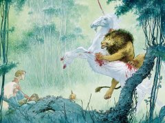 Комикс Звездная пыль. Романтическая история, случившаяся в Волшебной стране. жанр Приключения и Фэнтези