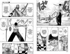 Манга One Piece. Большой куш. Книга 1 жанр Боевик, Комедия, Приключения и Фэнтези