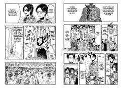 Манга Атака на Титанов. Книга 2. источник Shingeki no Kyojin