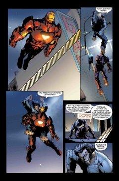 Комикс Росомаха. Гражданская война источник Wolverine
