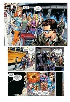 Комикс Человек-Паук. Начало жанр Боевик, Приключения, Супергерои и Фантастика