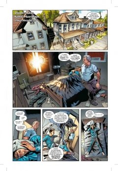 Комикс Человек-Паук. Начало источник Spider Man