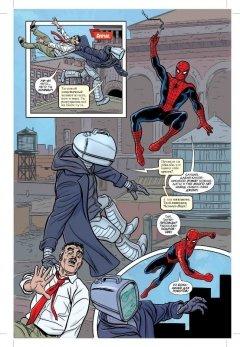 Комикс Питер Паркер. Поразительный Человек-Паук. Том 3. Удивительное фэнтези изображение 1