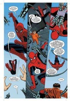 Комикс Питер Паркер. Поразительный Человек-Паук. Том 3. Удивительное фэнтези издатель Комильфо