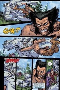 Комикс Росомаха. Начало (2019) источник Wolverine