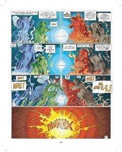Комикс Инкал. Полное Издание жанр Приключения, Психология, Фантастика и Фэнтези