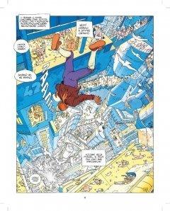 Комикс Инкал. Полное Издание издатель Комильфо