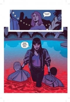Комикс Вампироника источник Ривердейл