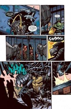 Комикс Подростки Мутанты Ниндзя Черепашки. Мутанималы источник Teenage Mutant Ninja Turtles