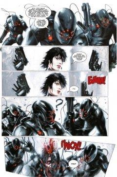 Комикс Отряд Икс: Секс + Насилие издатель Комильфо
