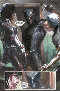 Комикс Отряд Икс: Секс + Насилие источник Отряд Икс