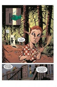 Комикс Чёрный Молот. Том 3. Эра Рока. Часть 1 источник Черный молот
