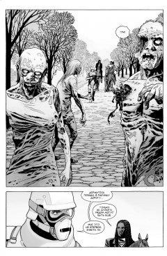 Комикс Ходячие Мертвецы.Том тридцать первый: Прогнившее нутро. издатель Комильфо