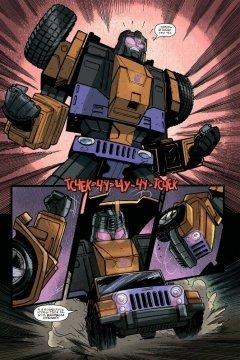 Комикс Бамблби. Победи, если осмелишься источник Transformers