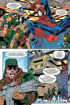 Комикс Человек-Паук. Планета Симбиотов источник Spider Man