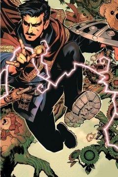 Комикс Доктор Стрэндж. Странные дела источник Doctor Strange