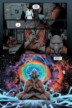 Комикс Подростки Мутанты Ниндзя Черепашки. Отмщение источник Teenage Mutant Ninja Turtles